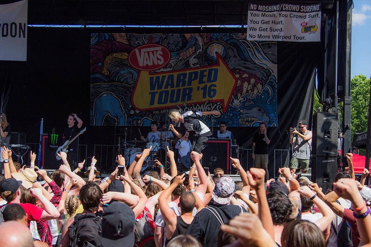 Warped Tour Dallas