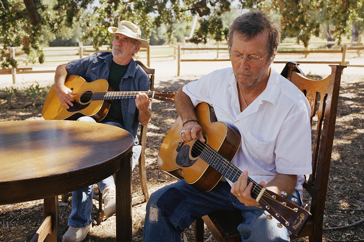 Eric Clapton Announces New Album Ernie Ball Blog