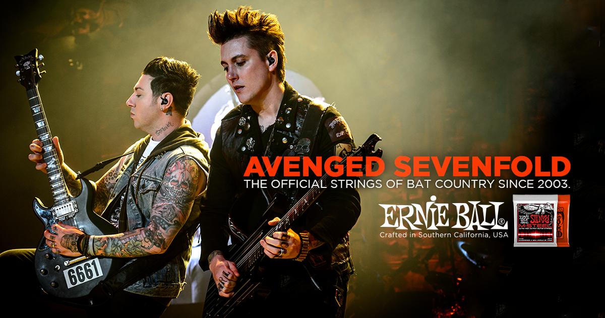 Avenged Tours