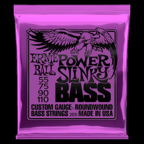 Ernie Ball Power Slinky Bass Strings 55 - 110