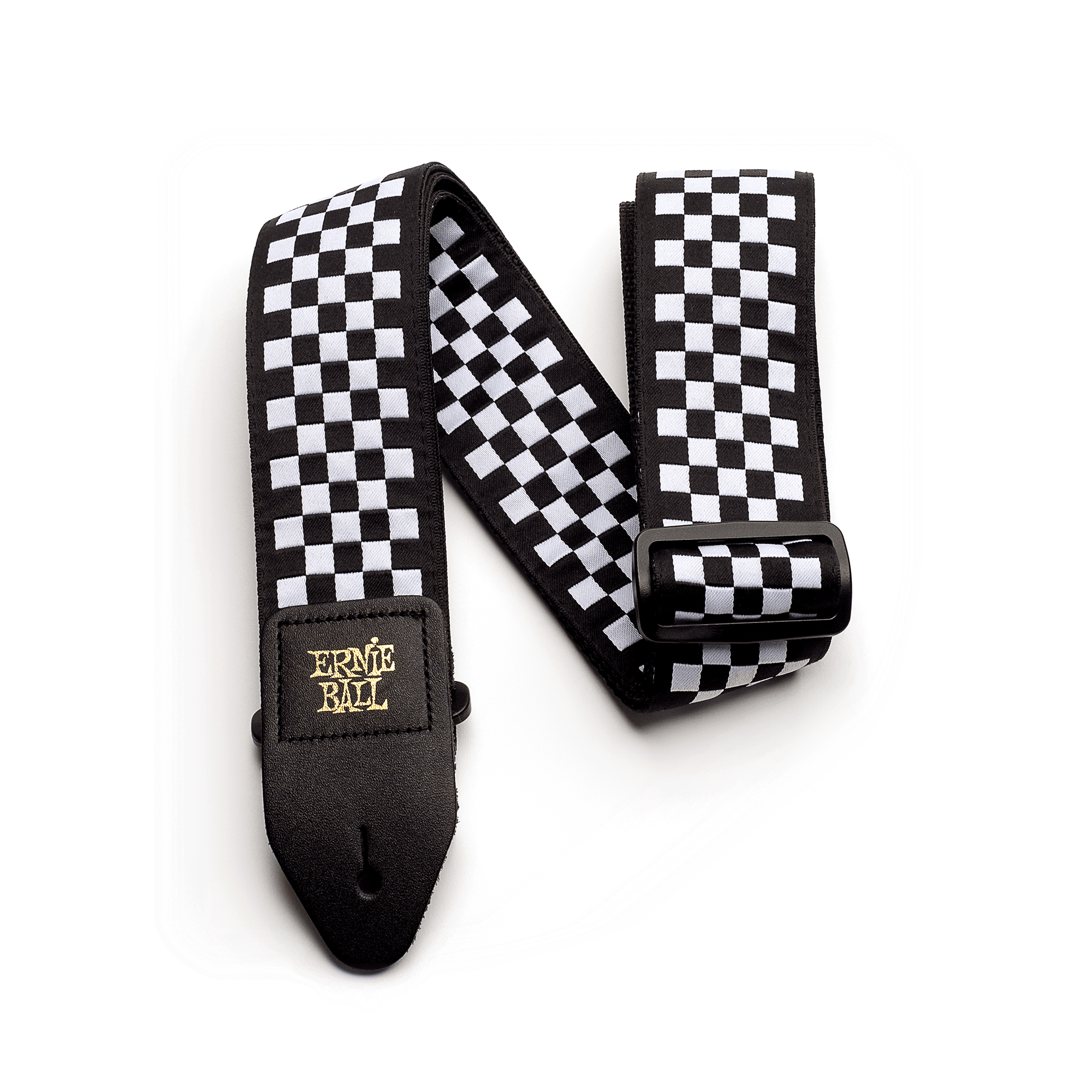 Ernie Ball Checkered Guitar Strap