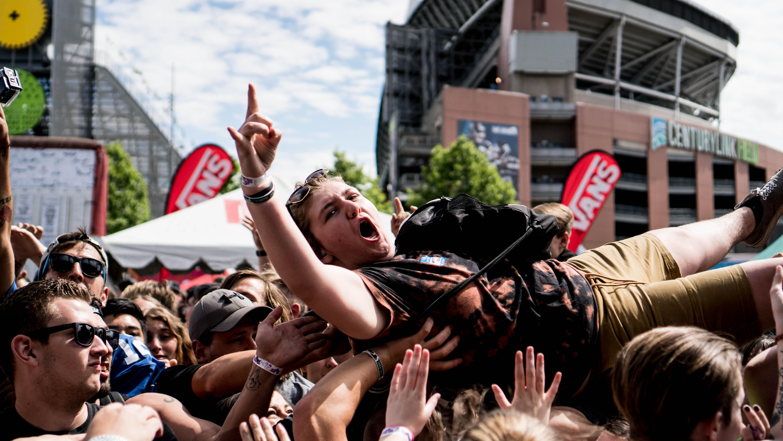 Vans Warped Tour 2017: Week One Recap – Ernie Ball Blog