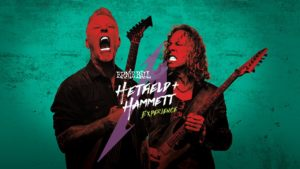 The Hetfield and Hammett Experience