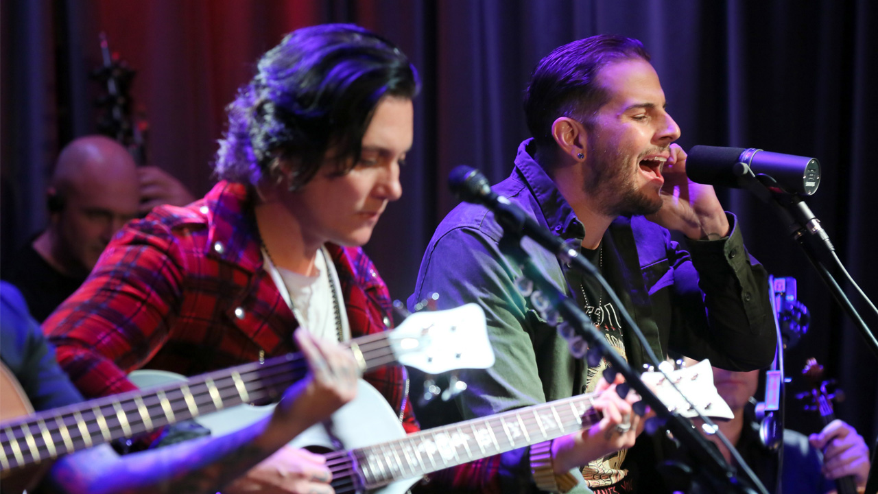 "Avenged Sevenfold Release ""Live At The Grammy Museum"" Digital Album"