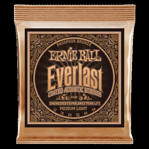 Ernie Ball EB2003 012-054 Earthwood Bronze Medium Light