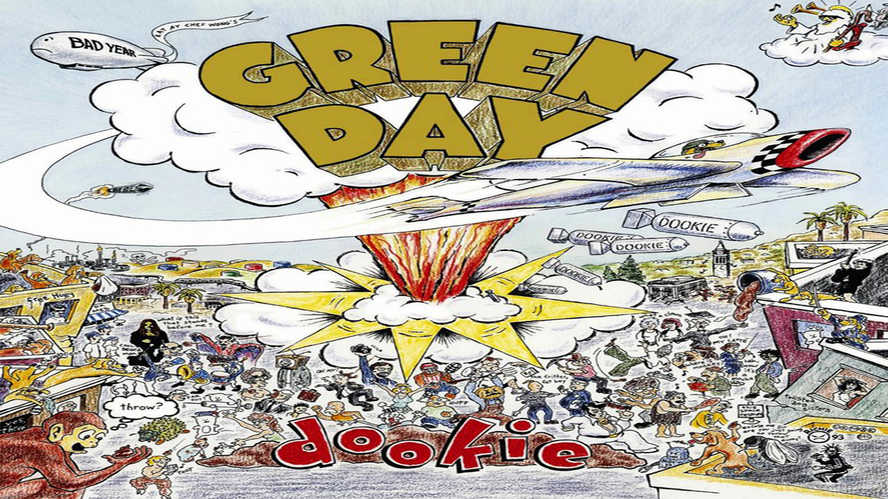 a look back at dookie green day celebrates 25 years since album release ernie ball blog. Black Bedroom Furniture Sets. Home Design Ideas