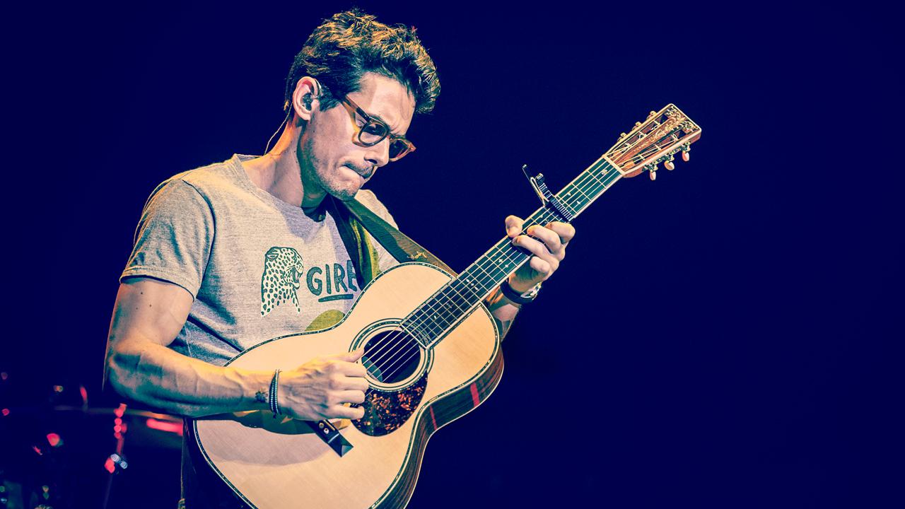 "John Mayer Releases New Single ""I Guess I Just Feel..."