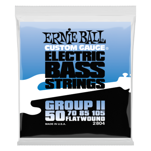 Ernie Ball Flatwound Group II 50 - 105
