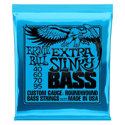 Ernie Ball Extra Slinky Bass 40 - 95