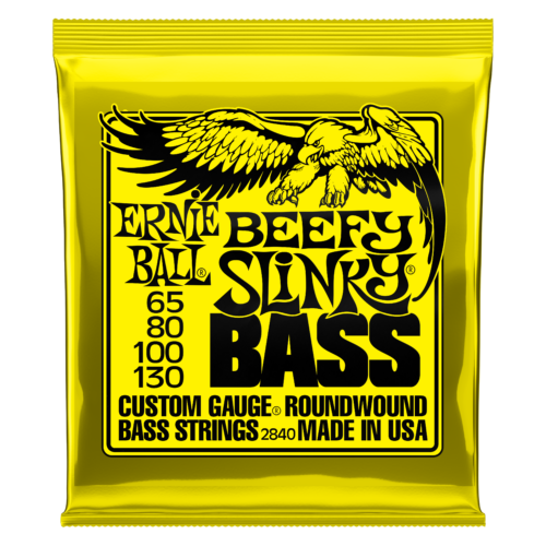Ernie Ball Beefy Bass Strings