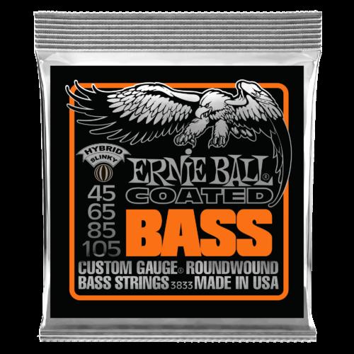 Ernie Ball Coated Bass Strings 45 - 105