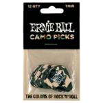Ernie Ball Camo Picks