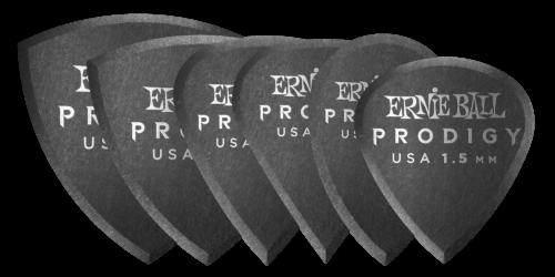 Ernie Ball 1.5mm Prodigy Picks new for 2019 range